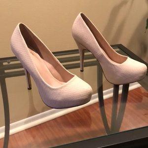 Mix No.6 platform shoes